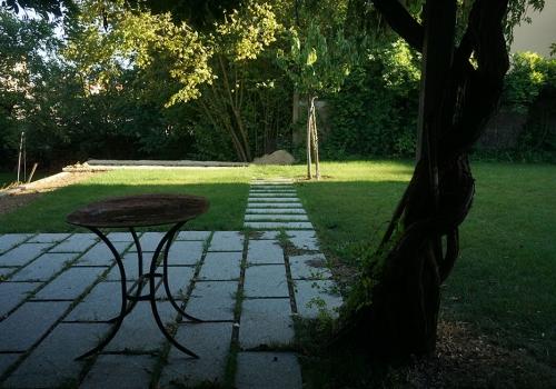 Jardin à Laxou