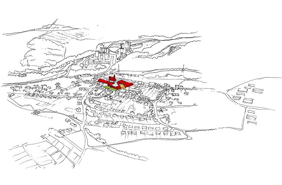 XEUILLEY-village