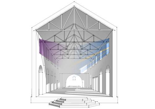 Transformation d'une église