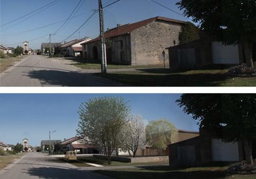 Transformation de granges