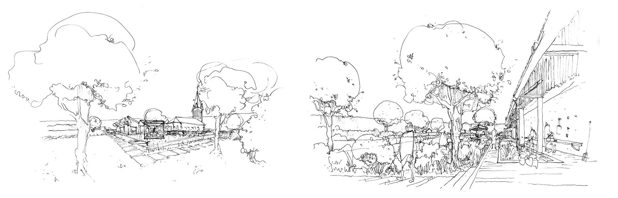 jardin montauville-croquis 2