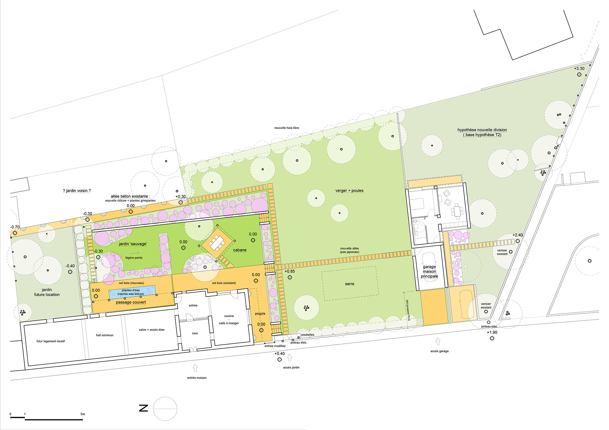 jardin montauville-plan general